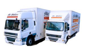 Removals London - our trucks