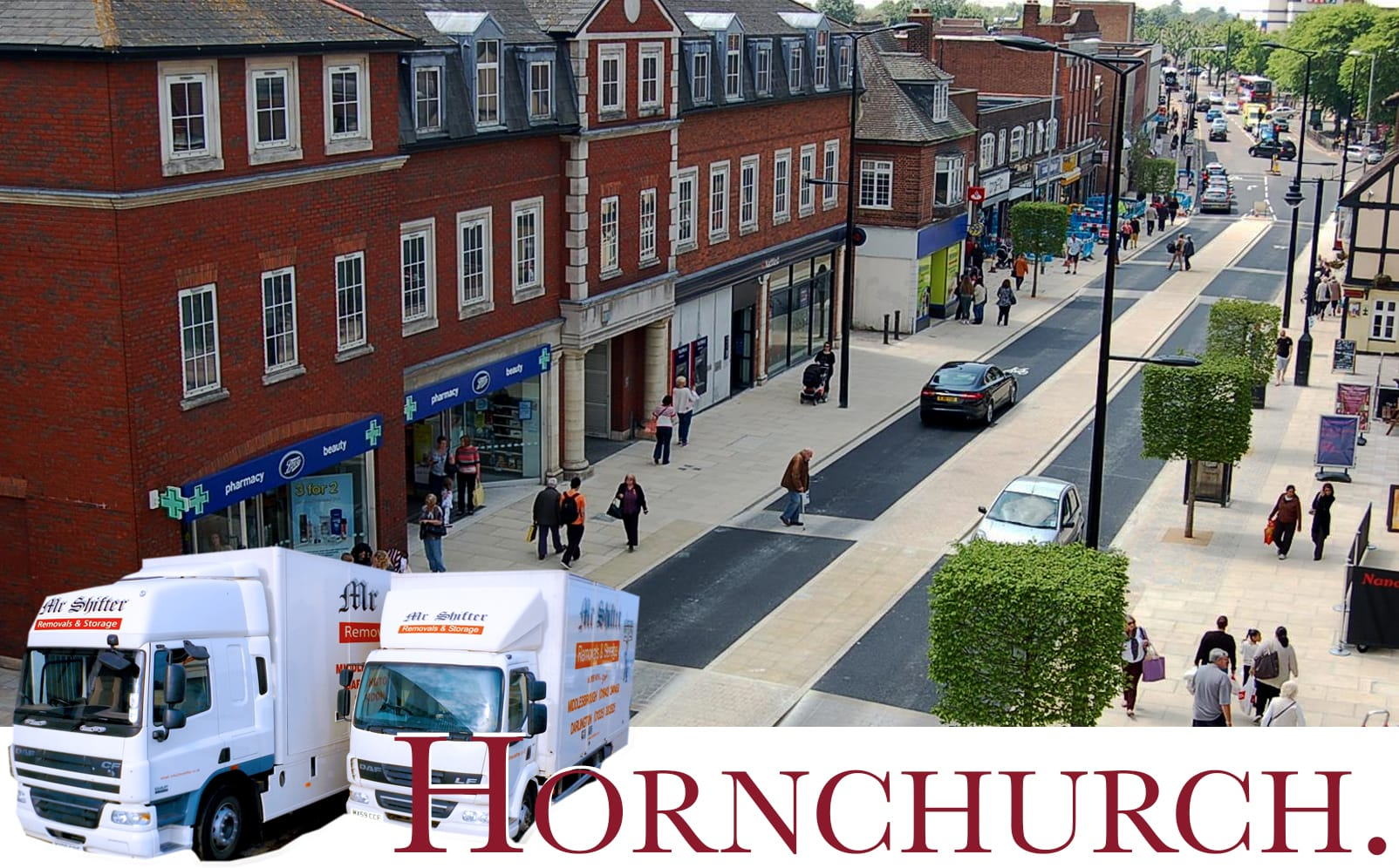 Mr Shifter London Removals Hornchurch Rm12