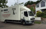 Removals London - Removals team working in Loughton, Essex