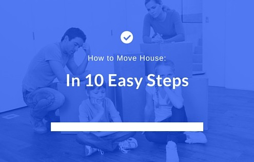 Removals london- how to move house in 10 easy steps