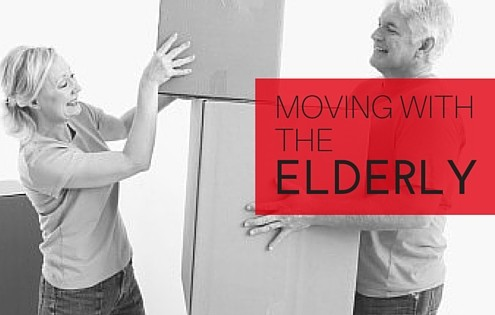 Removals London - moving with the Elderly