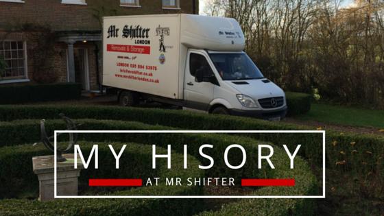 My History at Mr Shifter