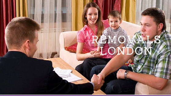 Removals London: Book a Survey