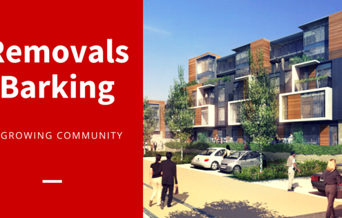 Removals Barking - a growing community