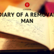 Diary of a London Removal Man in London