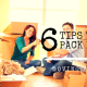 6 tips to pack for moving house in London