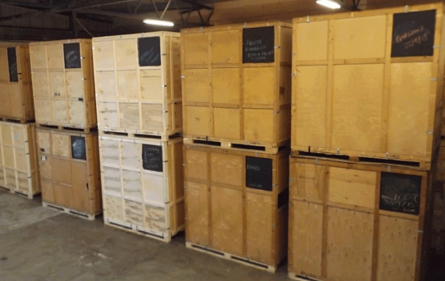 storage containers - What is Containerised Storage?