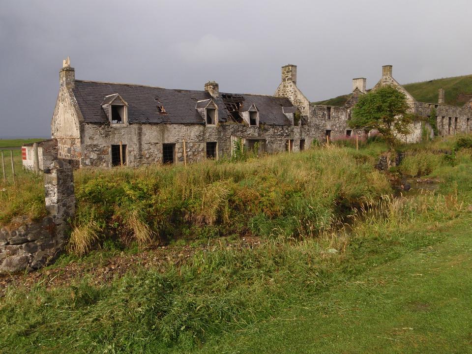 dilapidated building - Has the Housing Market been broken beyond repair?